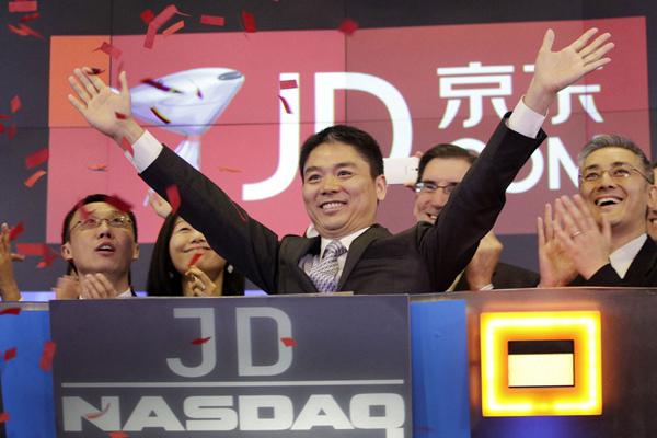 市值3000亿,刘强东今天又斩获一个IPO:坐拥三家上市公司